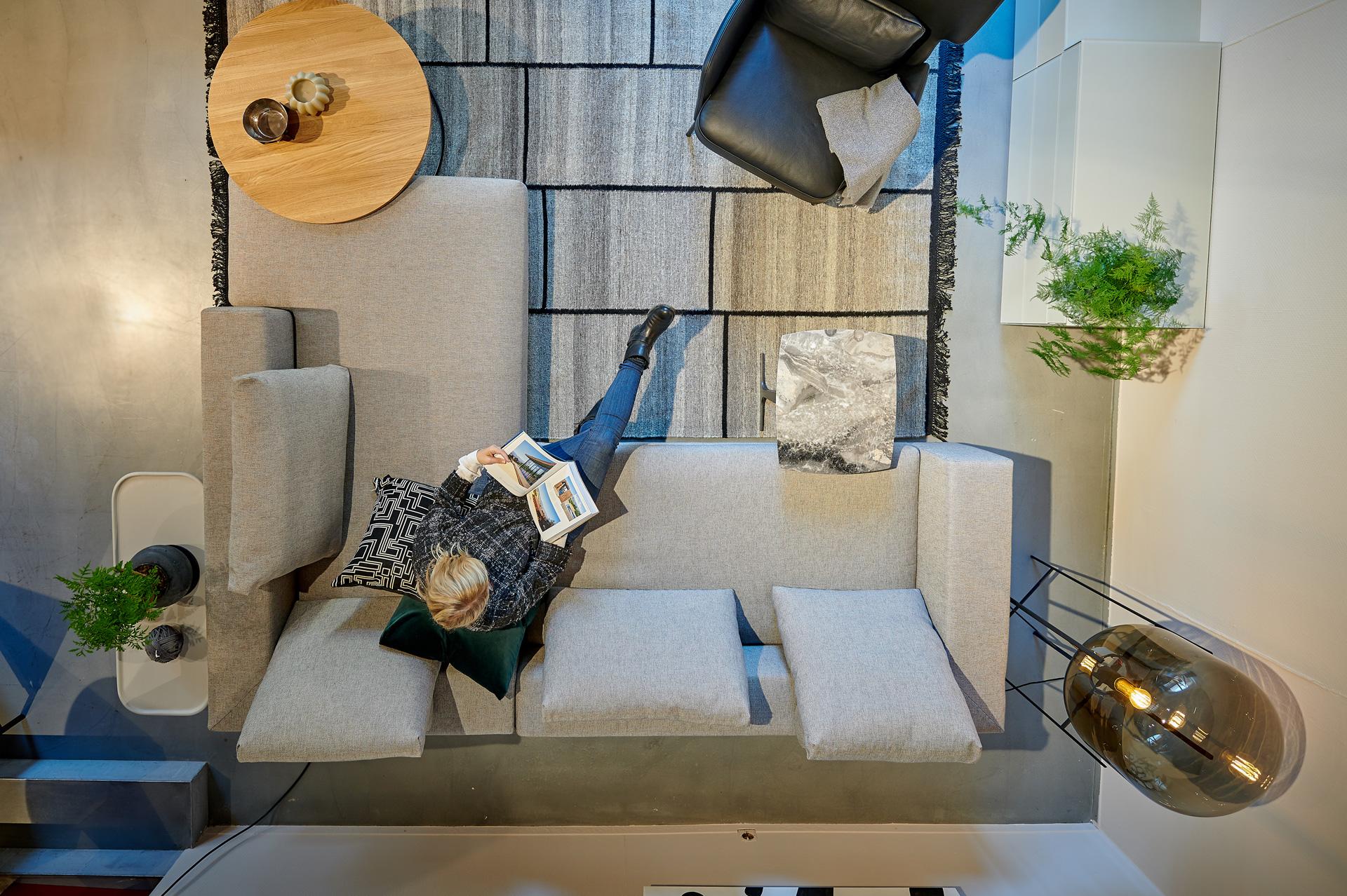 Einrichtungshaus melior flexform walter knoll edra for Design einrichtungshaus